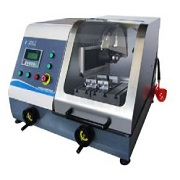 Máy cắt mẫu kim loại tự động IQIEGE-1 (Max.Cut: Ø100mm)