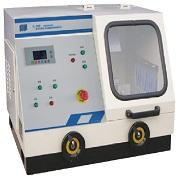 Máy cắt mẫu kim loại Q-80Z;Q-100B (2 chế độ: Thủ công & tự động)