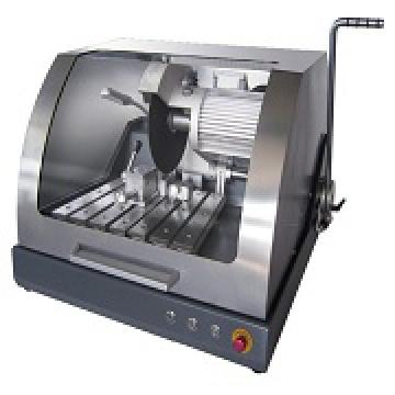 Máy cắt mẫu kim loại thí nghiệm Iqiege 60S (Loại để bàn, Dùng phổ biến)