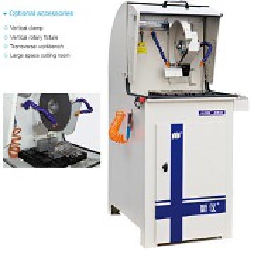 Máy cắt  mẫu kim loại thí nghiệm LDQ-350 (Max.cut: Ø110mm)
