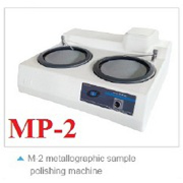 Máy mài bóng mẫu kim loại thí nghiệm MP-2 (dùng phố biến nhất)