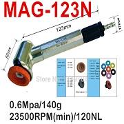 Máy mài góc hơi (khí) MAG-123N